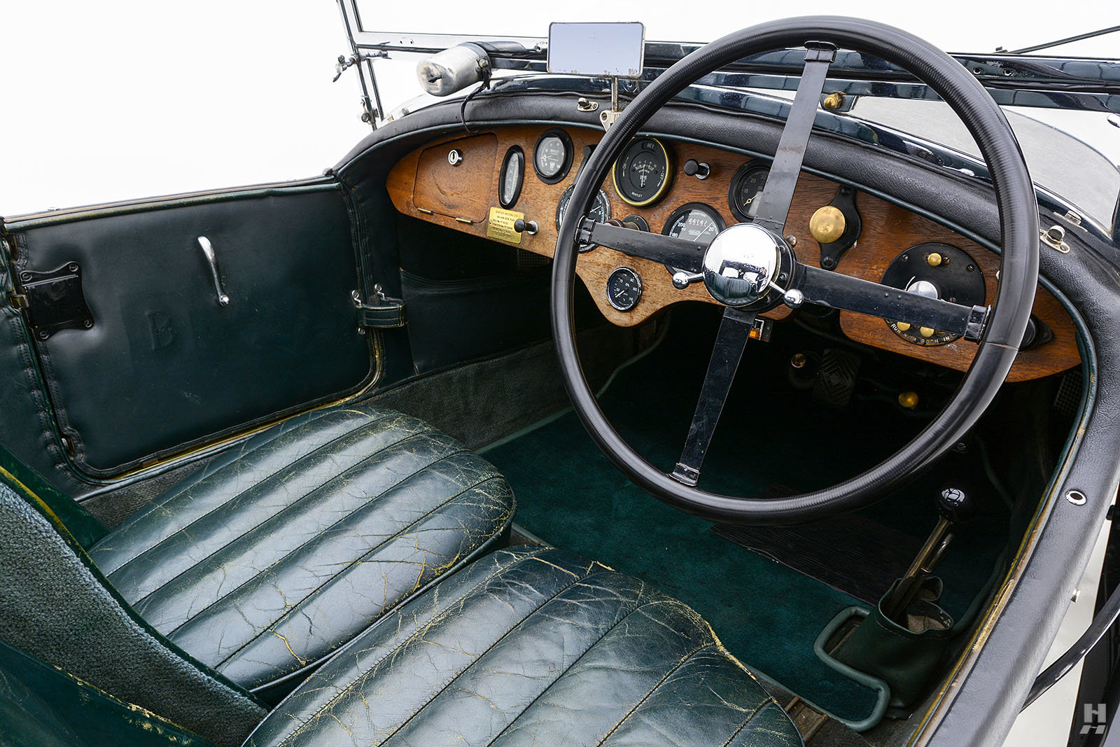 1928 BENTLEY 4.5 LITRE SPORTS TOURER For Sale (picture 4 of 6)