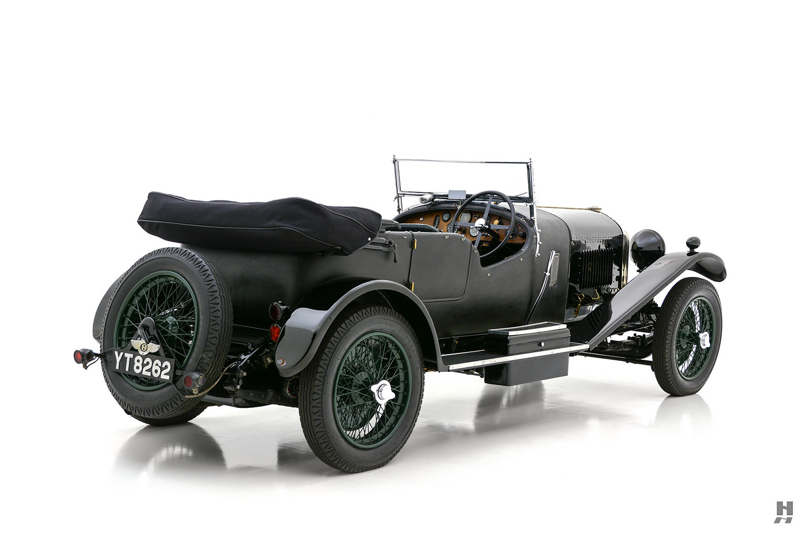 1928 BENTLEY 4.5 LITRE SPORTS TOURER For Sale (picture 5 of 6)