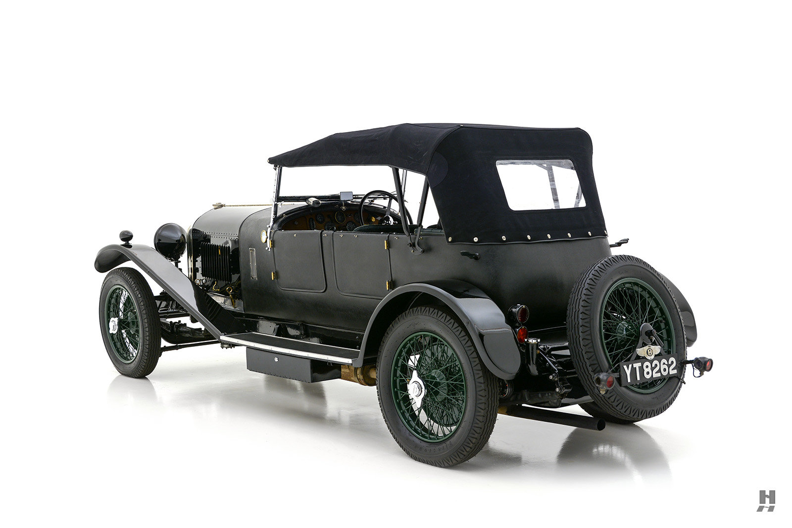 1928 BENTLEY 4.5 LITRE SPORTS TOURER For Sale (picture 6 of 6)