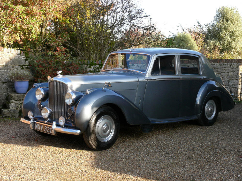 1953 Bentley R-Type Manual  For Sale (picture 1 of 6)