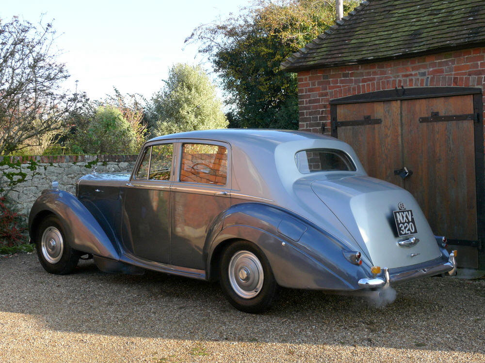 1953 Bentley R-Type Manual  For Sale (picture 2 of 6)