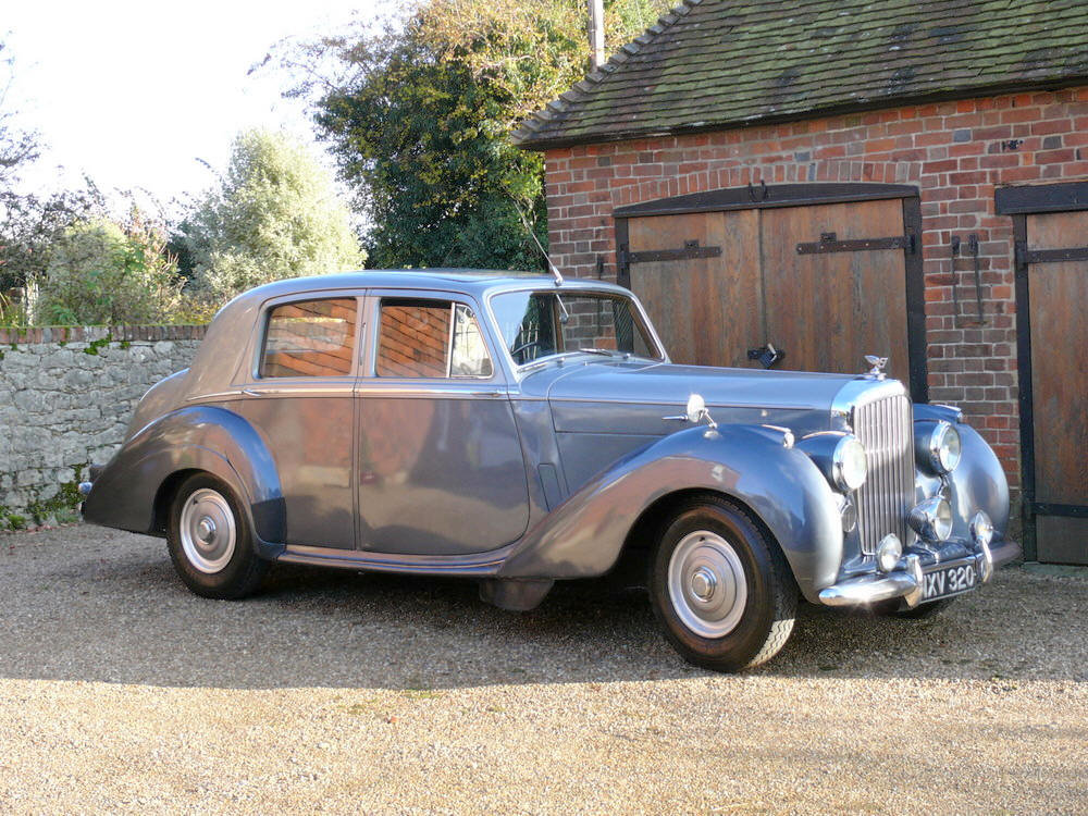 1953 Bentley R-Type Manual  For Sale (picture 3 of 6)