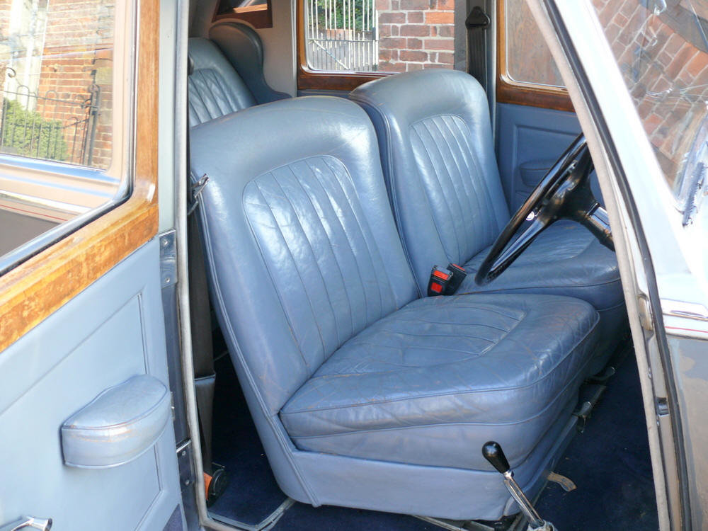 1953 Bentley R-Type Manual  For Sale (picture 4 of 6)