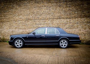 2001 Bentley Arnage T