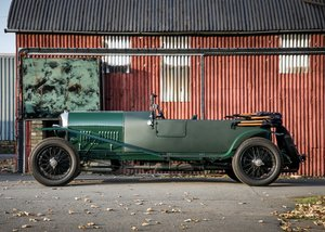 1925 Bentley 3 Litre Open Tourer