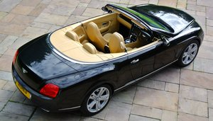 BENTLEY CONTIENTAL GTC Convertible W12              PX