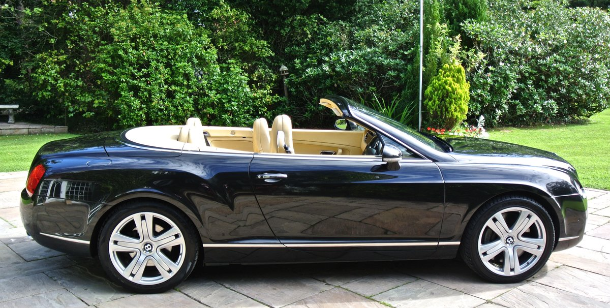 2010 BENTLEY CONTIENTAL GTC SOLD more GT / GTC required For Sale (picture 2 of 6)