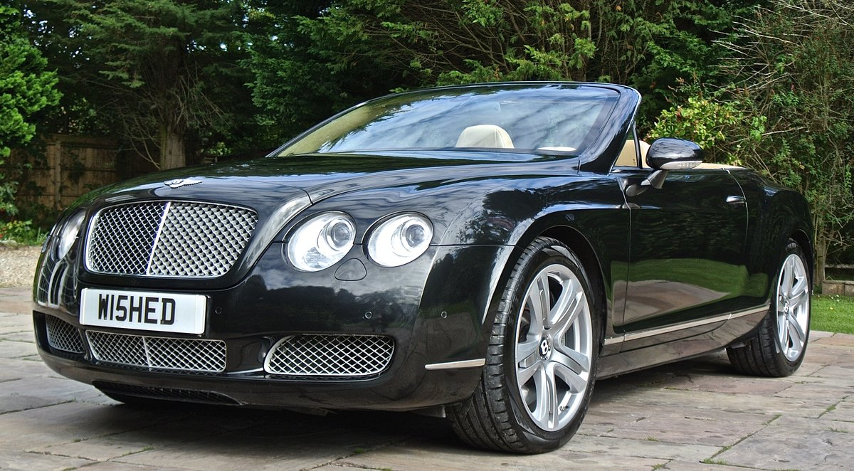 2010 BENTLEY CONTIENTAL GTC SOLD more GT / GTC required For Sale (picture 4 of 6)