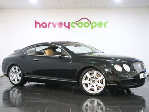 Bentley Continental GT 6.0 W12 2dr Auto 2006(56) For Sale