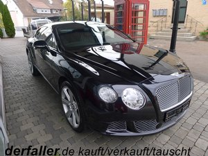 2011 Bentley Continental GT W12