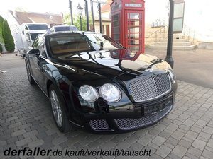 2008 Bentley Continental GT W12 39000 km !!!