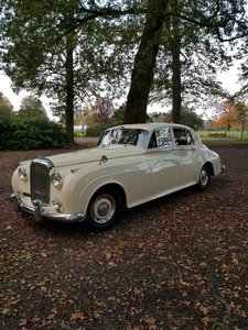 1956 Bentley S1 saloon................superb