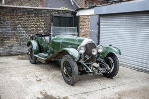 1926 Bentley 3-Litre Red Label Speed Model Tourer