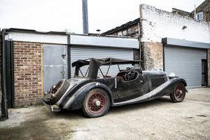 1934 Bentley 3½-Litre Open Tourer