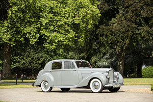 1949 Bentley Mark VI 4¼-Litre Saloon