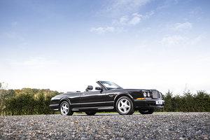2002 Bentley Azure Mulliner Convertible