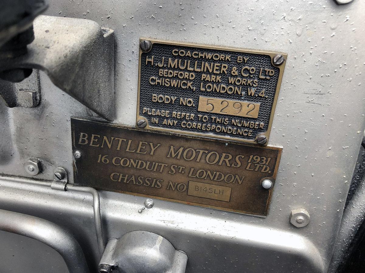 1951 Bentley MK VI H.J. Mulliner 'Lightweight' For Sale (picture 5 of 6)
