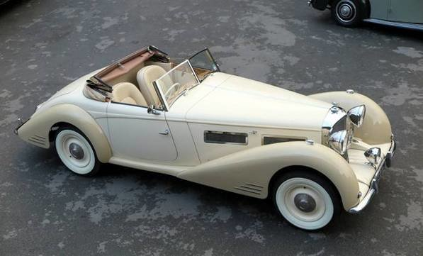 1950 Bentley Special built to order For Sale (picture 2 of 6)
