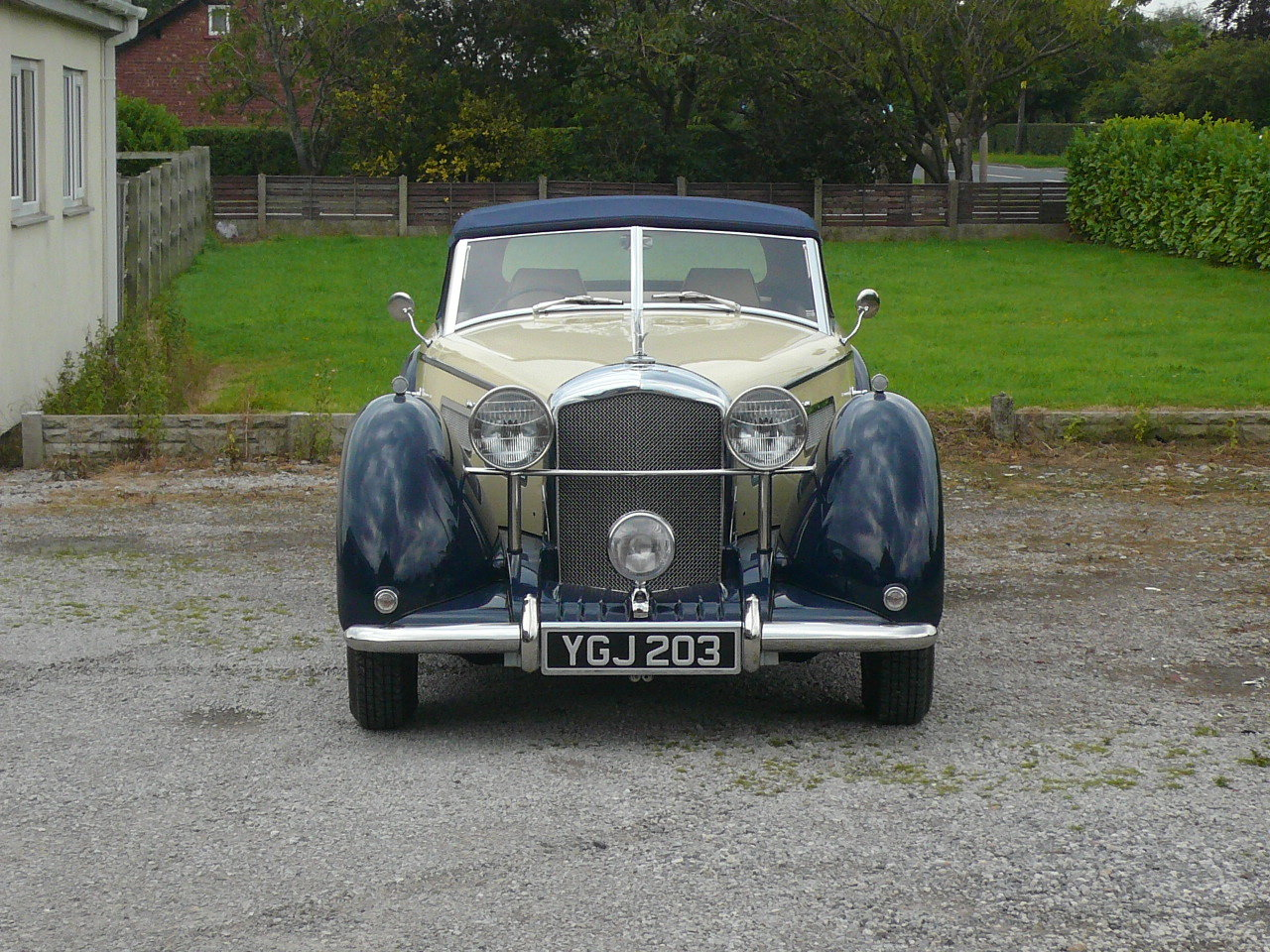 1950 Bentley Special built to order For Sale (picture 5 of 6)