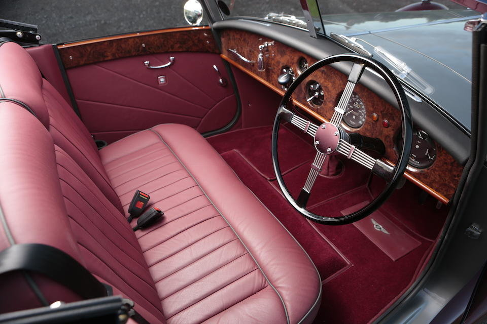 1950 Bentley Special built to order For Sale (picture 6 of 6)