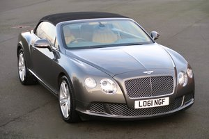 2012 BENTLEY CONTINENTAL GTC For Sale