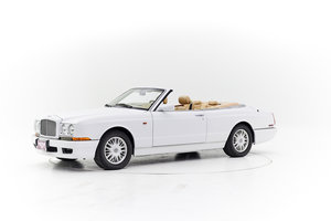 1999 BENTLEY AZURE CONVERTIBLE for sale by auction For Sale by Auction