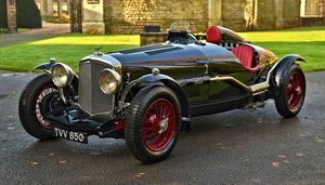 1952 Bentley Racer Mark VI Straight Eight B81 Special SOLD