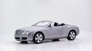 2006 BENTLEY CONTINENTAL GT CONVERTIBLE For Sale by Auction