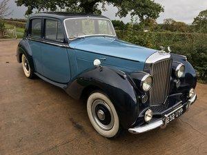 1953 Bentley R-Type For Sale