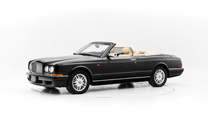 2001 BENTLEY AZURE CONVERTIBLE for sale by auction For Sale by Auction
