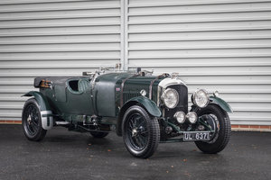 1929  BENTLEY 4.5 LITRE  VDP LE MANS TOURER