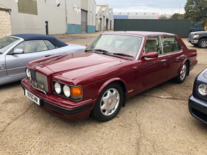 1997 Bentley Turbo R  Long Wheel Base Version 04 Dec 2019 For Sale by Auction