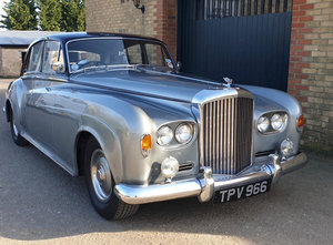 1964 Bentley SIII Standard Steel Saloon 04 Dec 2019 For Sale by Auction