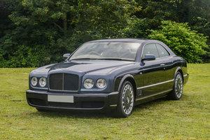 2009 Bentley Brooklands Coupe 04 Dec 2019 For Sale by Auction