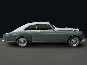 1958 Bentley S1 Continental Highline Fastback by H.J.Mulliner For Sale