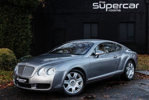 2005 Bentley Continental GT - 34K Miles - Great Condition For Sale