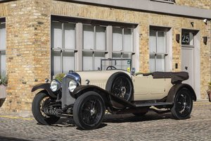 1928  Bentley 4 12 Litre Vanden Plas Style Tourer