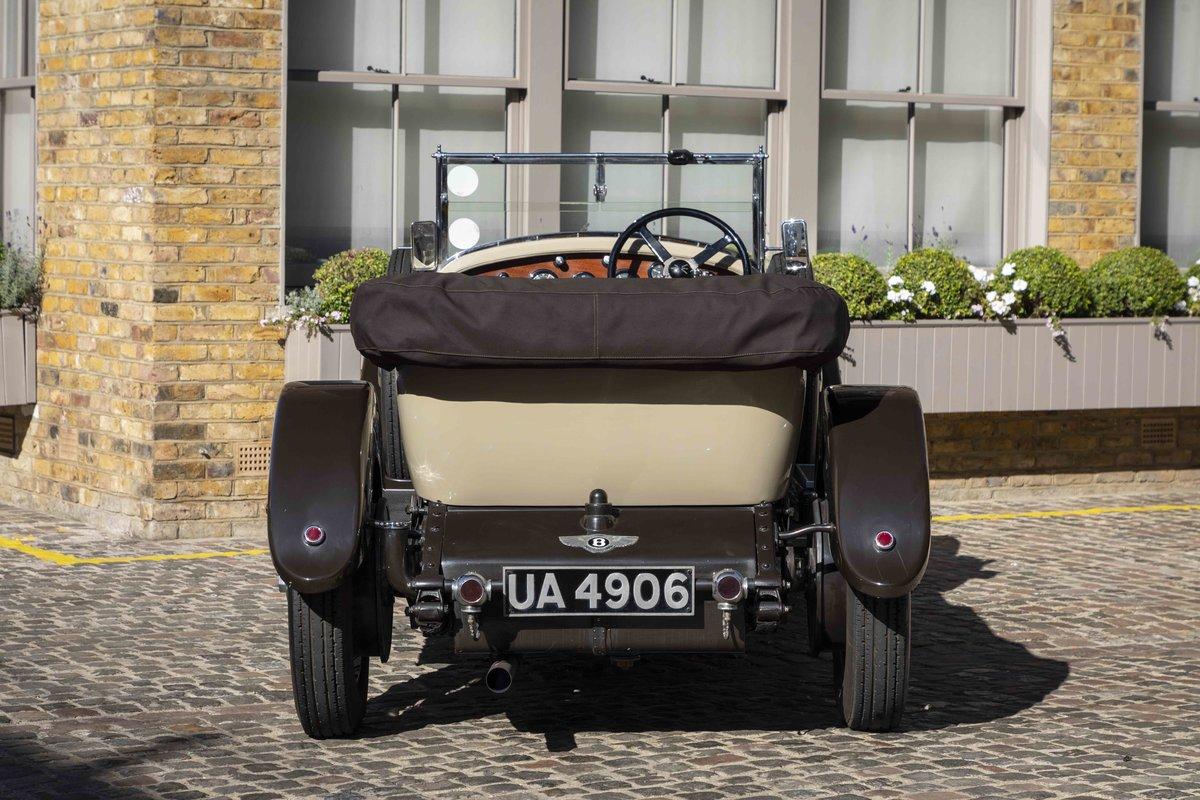 1928 Bentley 4 12 Litre Vanden Plas Style Tourer For Sale (picture 7 of 8)