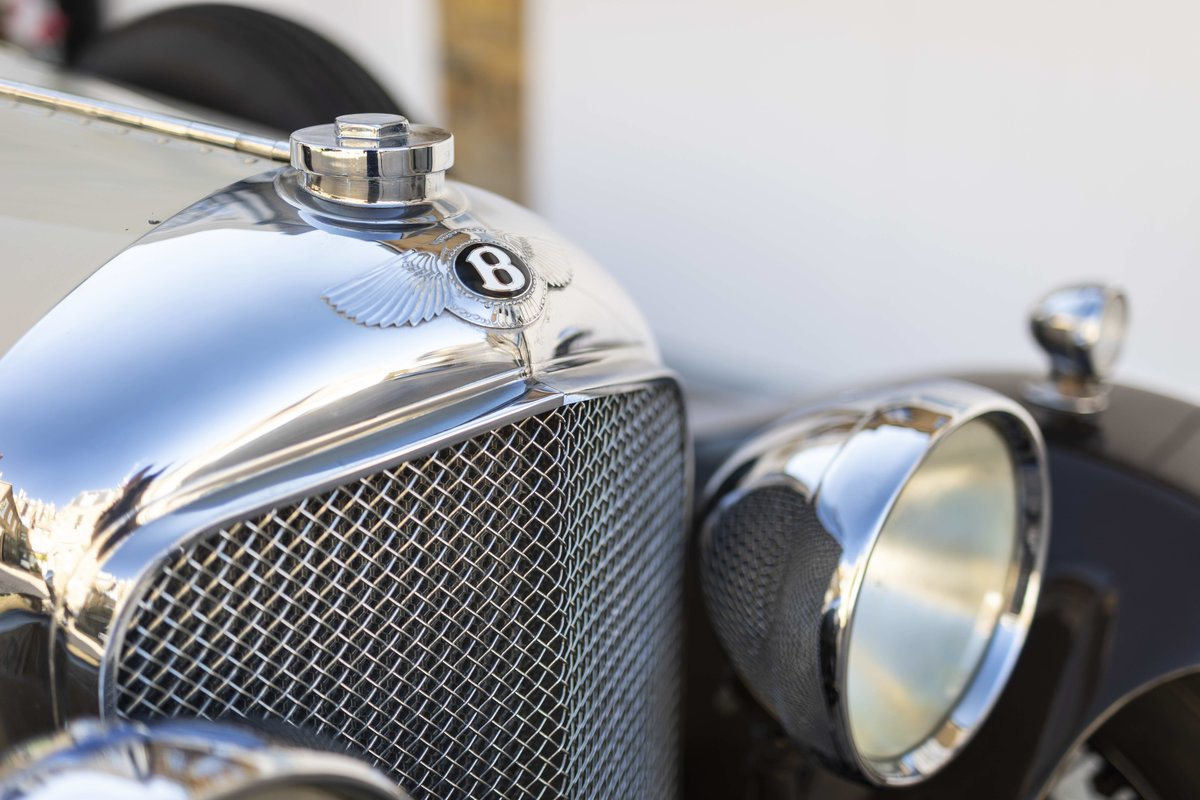 1928 Bentley 4 12 Litre Vanden Plas Style Tourer For Sale (picture 8 of 8)