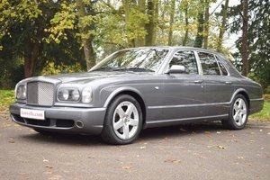 2003/03 Bentley Arnage T Mulliner in Graphite For Sale