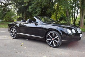 2007/56 Bentley Continental GTC in Beluga For Sale