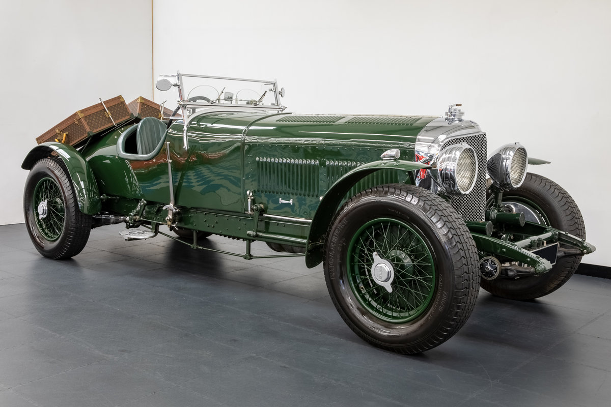 BENTLEY 8 LITRE 1931 For Sale (picture 1 of 6)