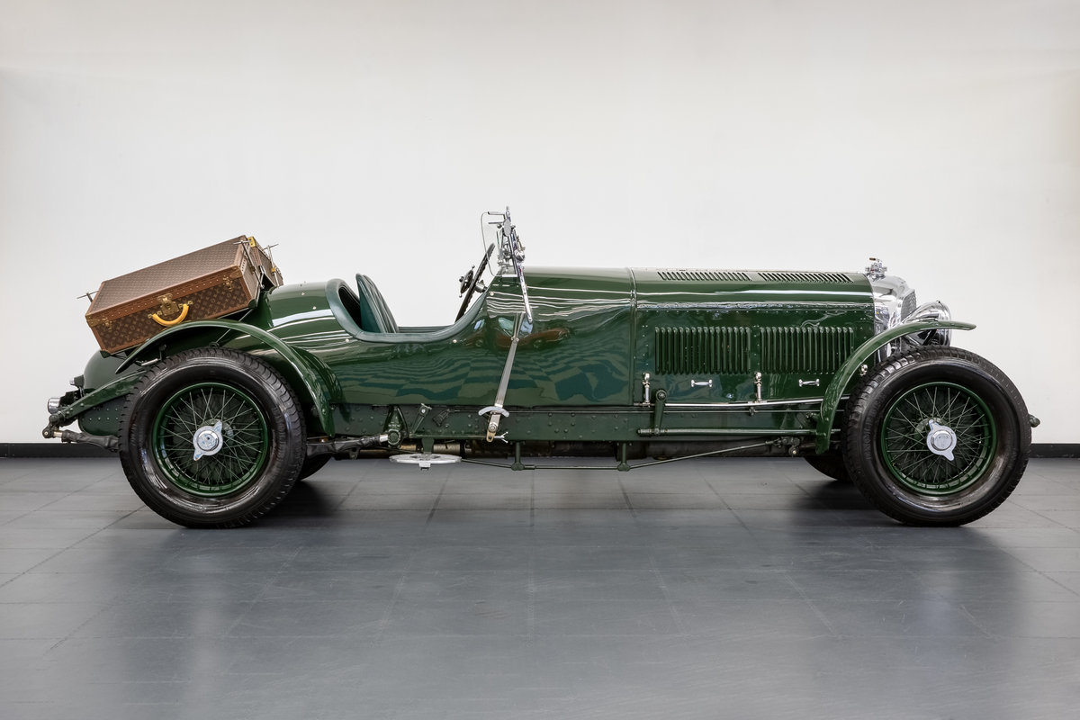 BENTLEY 8 LITRE 1931 For Sale (picture 2 of 6)