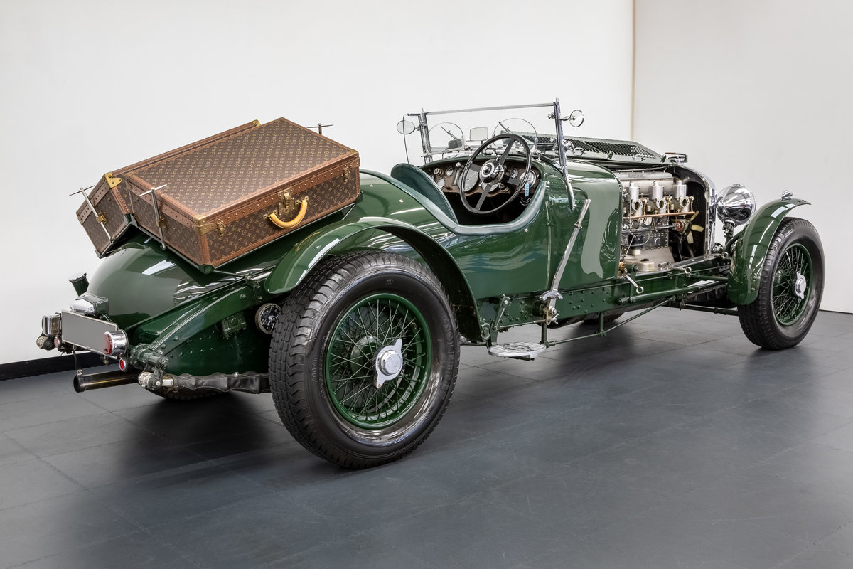 BENTLEY 8 LITRE 1931 For Sale (picture 3 of 6)