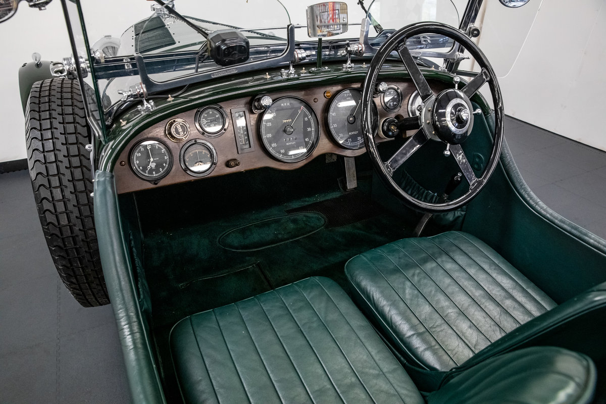 BENTLEY 8 LITRE 1931 For Sale (picture 5 of 6)