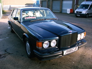 Picture of 1992 Bentley Turbo R For Sale