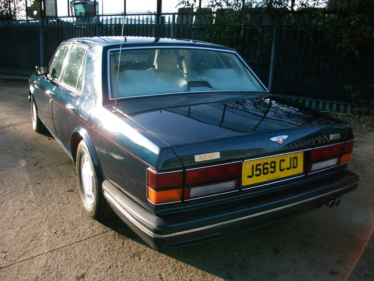 1992 Bentley Turbo R For Sale (picture 2 of 6)