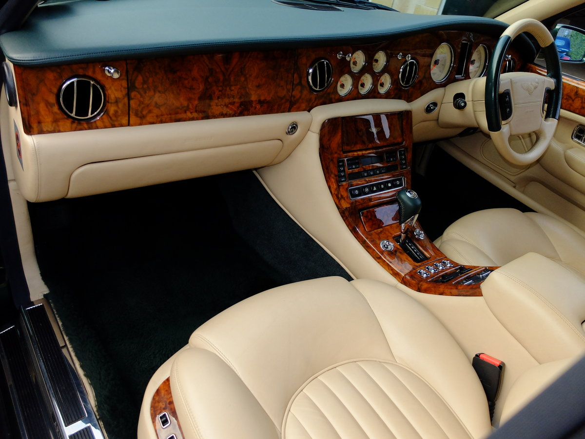 1998 BENTLEY ARNAGE 4.4 GREEN LABEL - JUST 47K MILES - STUNNING ! SOLD (picture 4 of 6)