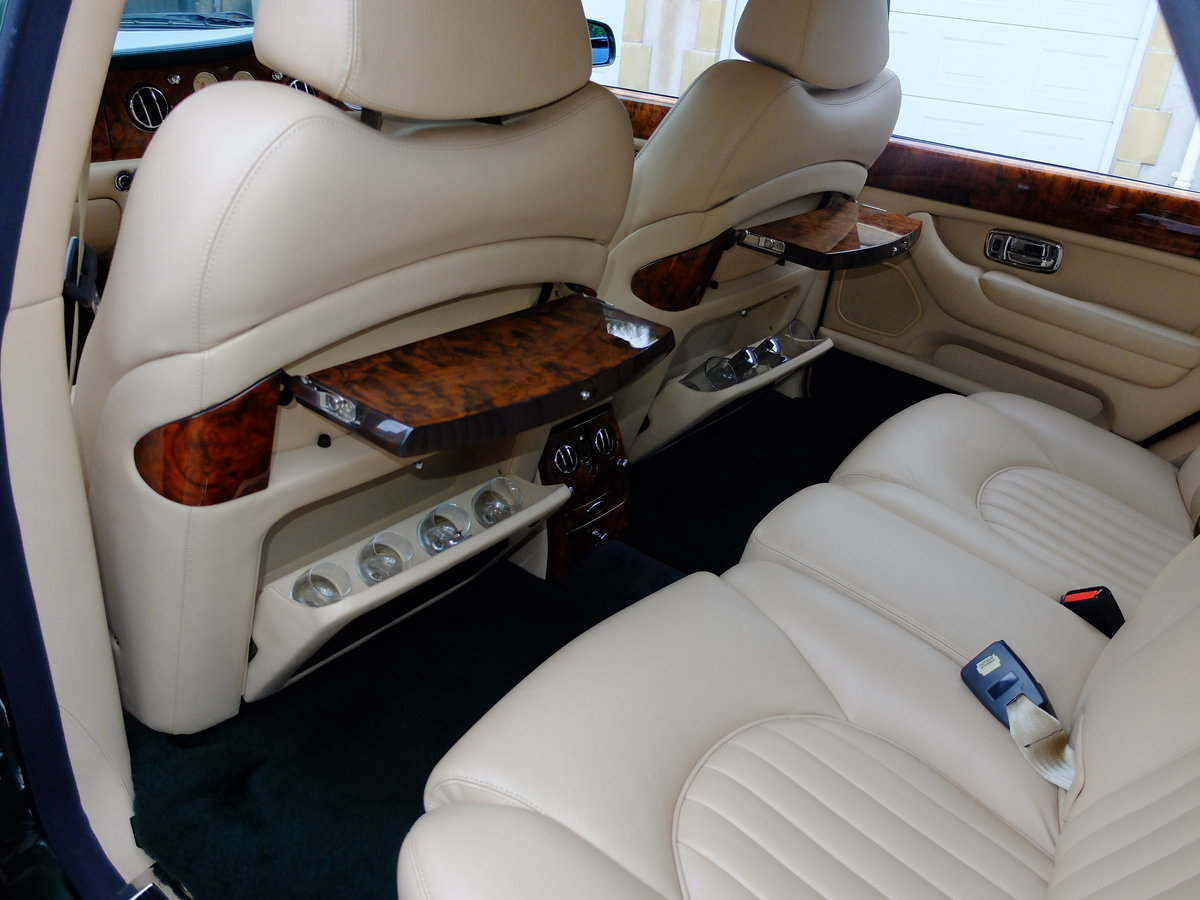 1998 BENTLEY ARNAGE 4.4 GREEN LABEL - JUST 47K MILES - STUNNING ! For Sale (picture 6 of 6)
