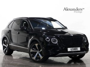 2017 17 17 BENTLEY BENTAYGA W12 6.0 AUTO For Sale